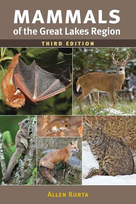 Mammals of the Great Lakes Region, 3rd Ed. (Great Lakes Environment) Cover Image