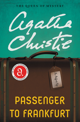 Passenger to Frankfurt Cover