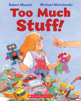 Too Much Stuff! Cover Image