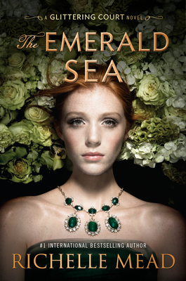 The Emerald Sea (The Glittering Court #3) Cover Image