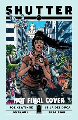 Cover for Shutter Volume 1
