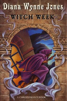 Witch Week (Chronicles of Chrestomanci) Cover Image
