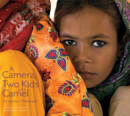 A Camera, Two Kids, and a Camel Cover