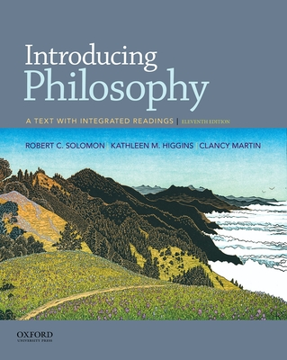Introducing Philosophy: A Text with Integrated Readings Cover Image