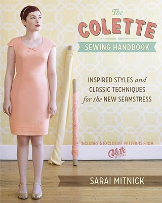 The Colette Sewing Handbook Cover