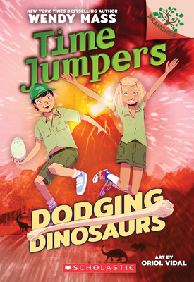 Cover for Dodging Dinosaurs