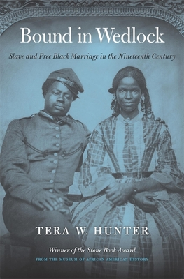 Bound in Wedlock: Slave and Free Black Marriage in the Nineteenth Century Cover Image