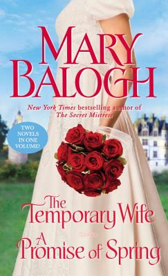 The Temporary Wife/A Promise of Spring Cover