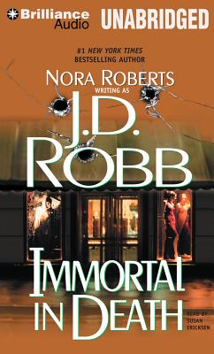 Immortal in Death Cover Image