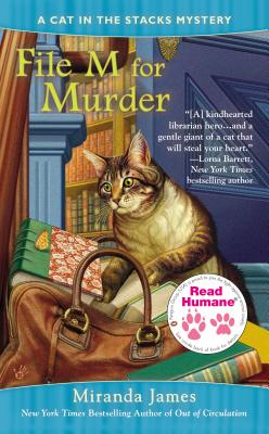 Cover for Read Humane File M for Murder