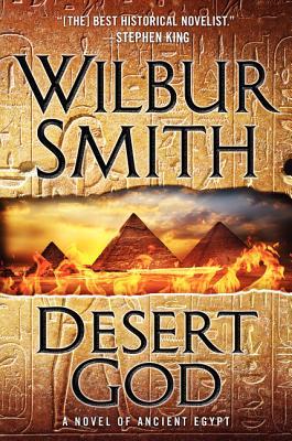 Cover for Desert God