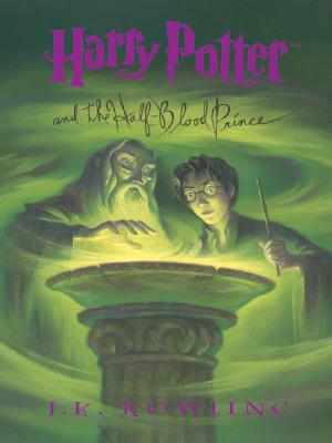 Harry Potter and the Half-Blood Prince (Thorndike Literacy Bridge) cover