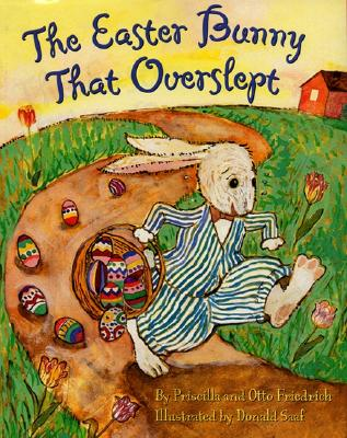 The Easter Bunny That Overslept Cover