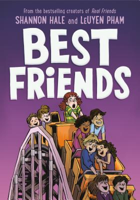 Best Friends (Real Friends #2) Cover Image