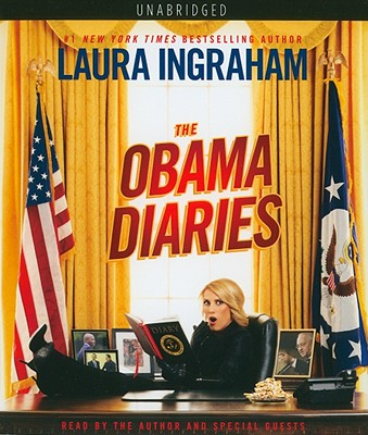 Obama Diaries Cover