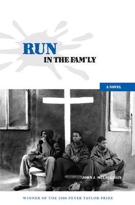 Run in the Fam'ly Cover