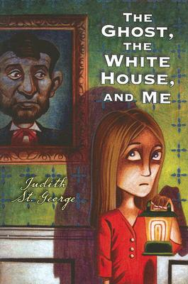 The Ghost, the White House and Me Cover