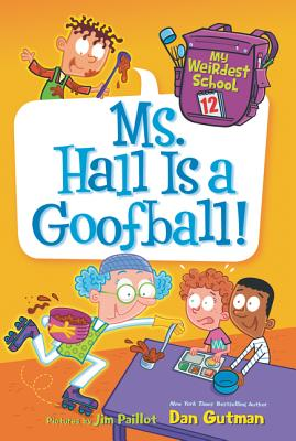 Cover for My Weirdest School #12