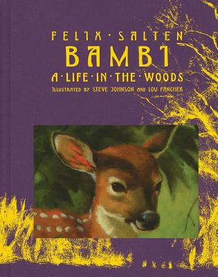 Bambi: A Life in the Woods (Scribner Classics) Cover Image
