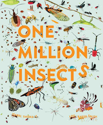 One Million Insects Cover Image