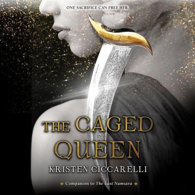 The Caged Queen Lib/E Cover Image
