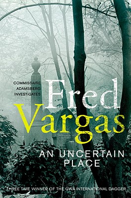 An Uncertain Place Cover Image