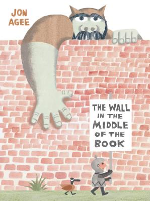 The Wall in the Middle of the Book Cover Image