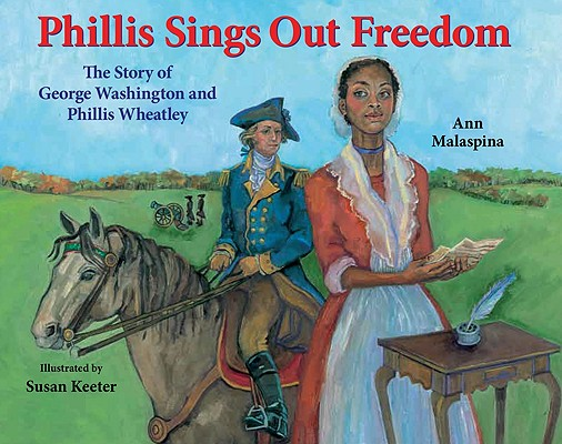 Phillis Sings Out Freedom Cover