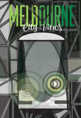 Melbourne City Views Cover Image