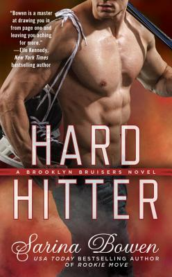 Hard Hitter (A Brooklyn Bruisers Novel #2) Cover Image