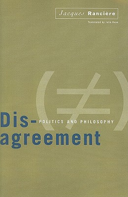 Disagreement: Politics And Philosophy Cover Image