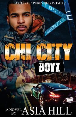 Chi City Boyz Cover Image