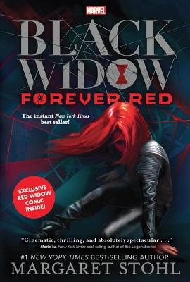 Black Widow Forever Red (A Black Widow Novel) Cover Image