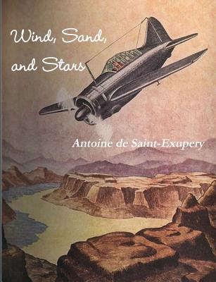 Cover for Wind, Sand, and Stars