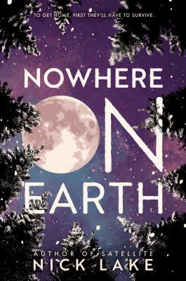 Nowhere on Earth Cover Image