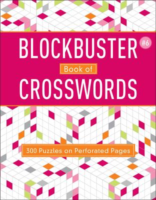 Blockbuster Book of Crosswords 6, 6 Cover Image