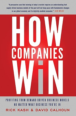 How Companies Win Cover