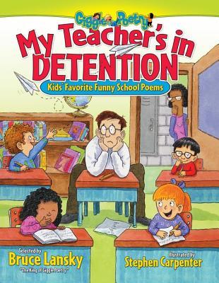 My Teacher's in Detention Cover