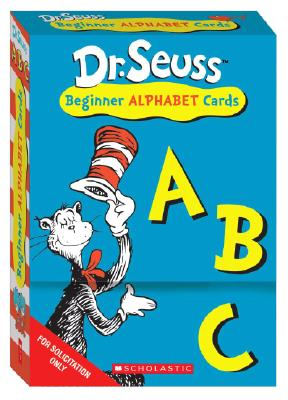 Dr. Seuss Learning Cards: ABC (Dr. Seuss Novelty Se) Cover Image