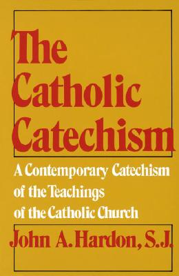 The Catholic Catechism Cover