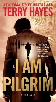 I Am Pilgrim Cover