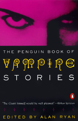 Vampire Stories, the Penguin Book of Cover
