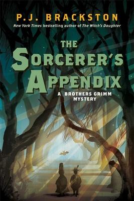 The Sorcerer's Appendix: A Brothers Grimm Mystery (Brothers Grimm Mysteries) Cover Image