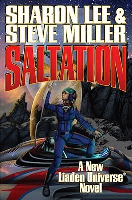 Saltation Cover Image