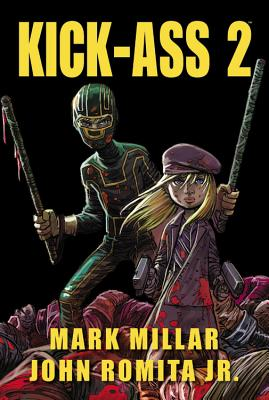 Kick-Ass 2 Cover