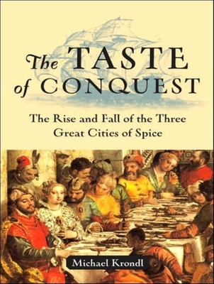 The Taste of Conquest Cover