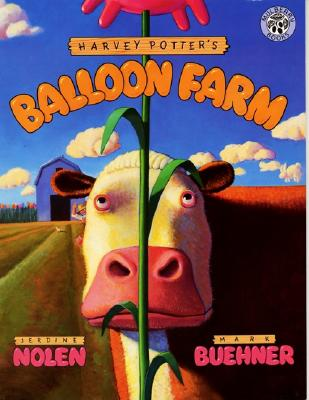 Harvey Potter's Balloon Farm Cover