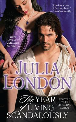 The Year of Living Scandalously Cover