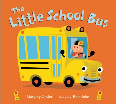 The Little School Bus (Little Vehicles #2) Cover Image