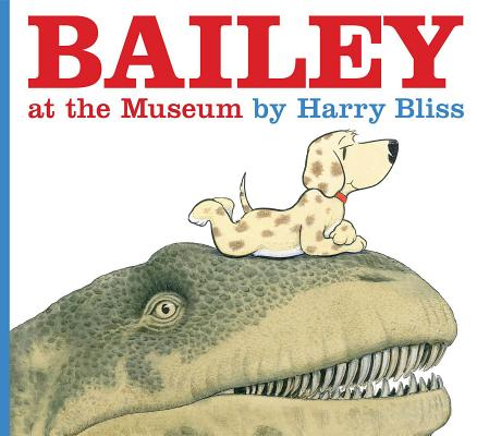 Bailey at the Museum Cover